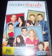 Modern Family The Complete First Season 1 (Australia Region 4) DVD