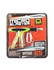 Micro Blaster Q Shot, cotton bud gun Toy pocket keyring, stocking filler gift