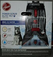 NEW/SEALED Hoover FH50251 Power Scrub Elite Pet Carpet Cleaner