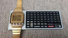 Seiko UW02 + UK02 (BS200G) VERY Rare Vintage Computer Watch (Memo-Diary)