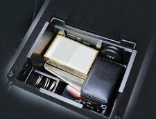 For Jaguar XF X260 2016 Plastic Interior Armrest Storage Box Organizer Case 1pcs