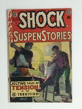 Shock SuspenStories 16 * very solid copy * 4.0ish * Pre Code Classic * EC