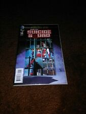 DC New 52 Futures End New Suicide Squad #1 3D Lenticular Variant  Harley Quinn