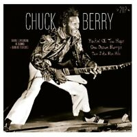 CHUCK BERRY - 3 ORIGINAL ALBUMS PLUS BONUS TRACKS  2 VINYL LP NEU