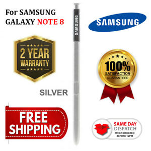 Original Stylus For Samsung Galaxy Note 8 Replacement S Pen NEW Pencil | SILVER