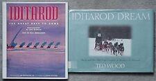 IDITAROD - 2 BOOKS, 1991 & 1996