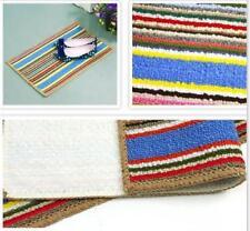 Paillassons, tapis de sol avec des motifs Rayé pour la cuisine
