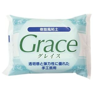 Grace Resin style clay for handicraft Japan import