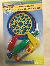 Bubble Fun/Bubble Playset/Condition is New.  2 Fl Oz. Sealed Kids Character Toy.