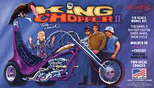 Atlantis 224 Tom Daniel King Chopper II Harley Trike plastic model kit 1/8