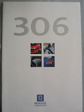 Peugeot 306 range brochure Apr 1997