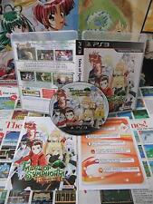 Playstation 3 PS3:Tales of Symphonia Chronicles [TOP RPG & 1ERE EDITION] Fr