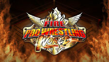 Fire Pro Wrestling World Steam (PC)  --- EUROPE ONLY!