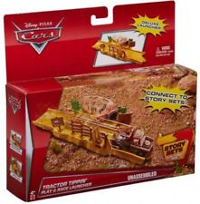 Disney Cars Story Sets Tractor Tippin' Diecast Car Track Set