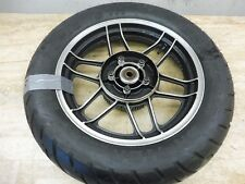 1983 Honda CB650SC CB650 Nighthawk H1575' rear wheel rim 16in