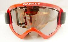 Oakley Máscara de Esquí Viper Red Scribble