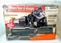 Lionel  7-11191 Penn Flyer G-Gauge Remote Control Train Set