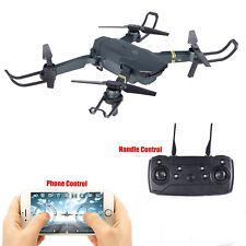 RC 6-Achsen Drohne 4K HD Kamera Faltbare 2.4G  FPV Selfie W-Lan APP Quadcopter