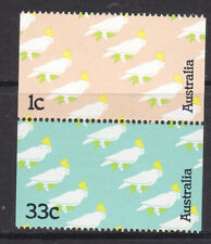 Australia 1985 Cockatoo set MNH