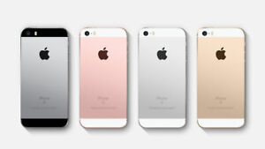 Cheap Apple iPhone SE 16GB 32GB 64GB 128GB Unlocked Various Colours/Conditions