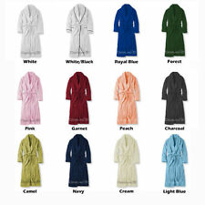 Robes No Pattern 100% Cotton Sleepwear for Women