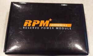 New RPM Reserve Power Module Version 4.2 Extend Life 12V Battery Protector Drain