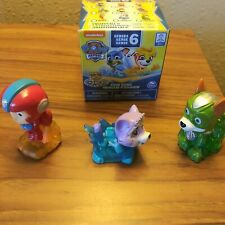 charged up series 6 2020 Paw Patrol Mini Figure Everest  tracker Ryder lot 3