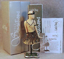 "The Latest Thing ""Jazzing it Up"" Willitts Figurine"