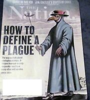 THE NATION MAGAZINE -JULY 27/AUG 3 2020 HOW TO DEFINE A PLAGUE--