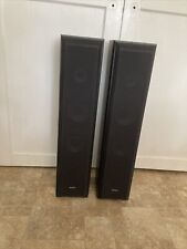 Pair (2) of Sony SS-F6000P Stereo Floor 37 Inch Tower Speakers