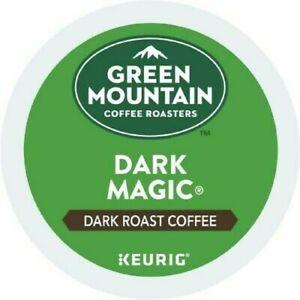 Green Mountain Coffee Dark Magic,Keurig K-Cup Pod,Dark Roast-96 Count_NEW!!!.