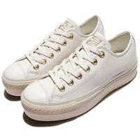Converse Chuck Taylor All Star Platform White Ivory Women Shoes Sneakers 558914C
