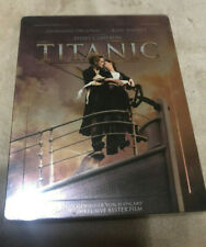 Titanic ruso en alemán Steelbook Blu-ray