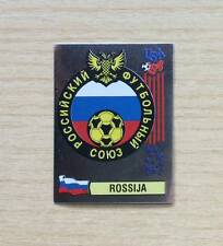 """FIGURINE PANINI """"USA '94"""" - N°115  SCUDETTO / BADGE - RUSSIA - NEW STICKER"""