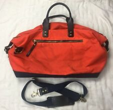 Ernest Alexander Weekender Bag Orange