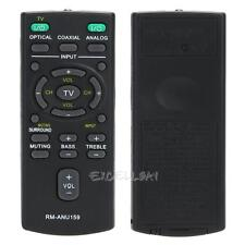 New Replacement Remote RM-ANU159 For Sony Sound Bar HT-CT60 /C SA-CT60 SS-WCT60