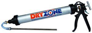 Dryzone Damp Proofing applicator Gun for 600ml damp proof cream, Injection, DPC