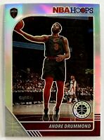 2019-20 Hoops Premium Stock Andre Drummond Silver Holo Prizm Refractor SP Lakers