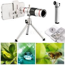 For Smart Phone 18X Zoom Optical Telescope Telephoto Camera Lens +Holder Tripod