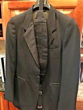 Black Tuxedo 32R Robert Wagner Collection by Raffinati