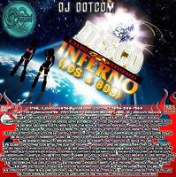 DISCO INFERNO MIX CD VOL 1