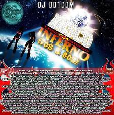 DISCO INFERNO MIX CD VOL 1