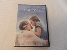 The Notebook (DVD, 2005) Ryan Gosling, James Garner