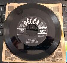 Decca 9-28792 Slew Foot  Five Jane Turzy Grady Martin Mint New