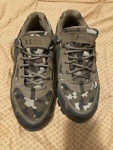 Under Armour Chetco Hunting Hiking valsetz low top sz 11.5 DS