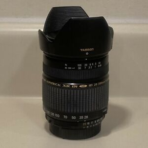 Tamron LD 28-300mm f/3.5-6.3 XR Di IF Lens For Nikon From Japan Excellent