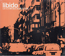 Libido - Lo Ultimo Que Hable Ayer CD NEW Latin Pop FASTPOST