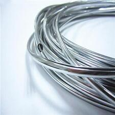 Moulding Tape / Door Edge Guard / Protector / Moulding Strip - CHROME - 4m