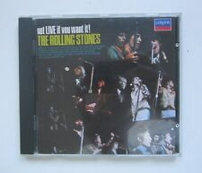 THE ROLLING STONES-GOT LIVE IF YOU WANT IT-CD-1987-NO IFPI