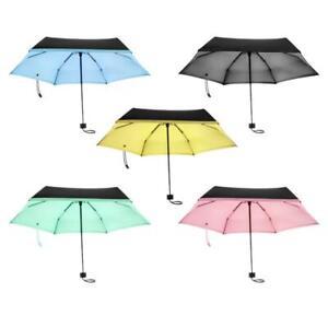 Small Mini Umbrella Light Compact Design Perfect for Travel Lightweight Portable